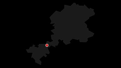 Map / Lahnwanderweg stage 16 Limburg - Balduinstein