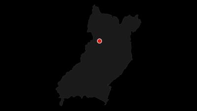 Cartina / Dolomiti di Brenta Bike Explorer - Terme di Comano: il monte Casale, Lomaso e Bleggio