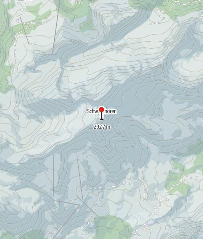 Map / Schwarzhorn