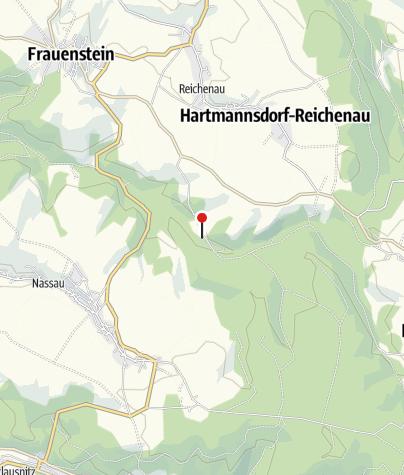Karte / Stiftung Illingmühle - Tag des traditionellen Handwerks im Erzgebirge