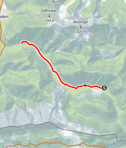 Karte / BaySF Bike Trail Langenau