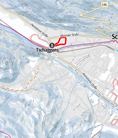 Karte / Nr. 35: Gauenstein Runde (klassisch)