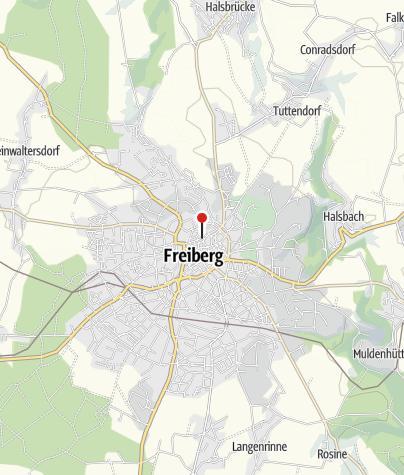 Karte / Stadt- und Bergbaumuseum