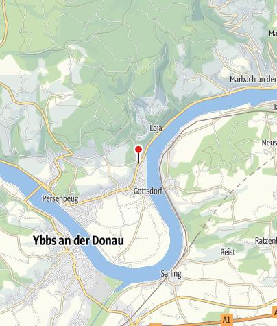 Karte / Gasthaus Hannl