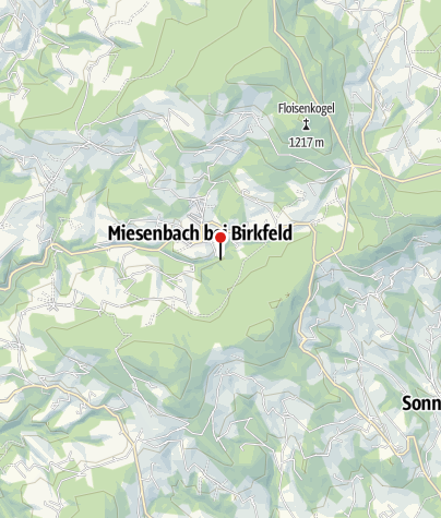 """Karte / Wassermühle """"Hornschmied"""""""