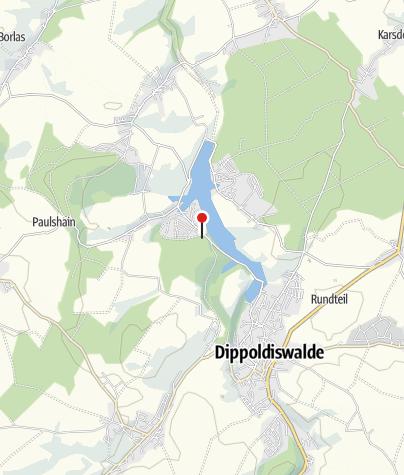 Karte / Erlebnis- & Waldseilpark Paulsdorf - z.Zt. wegen Sturmschäden geschlossen