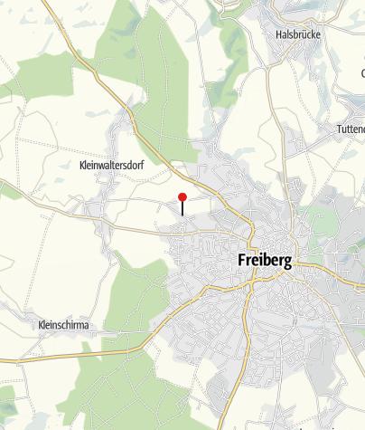 Karte / Förderverein Zellwaldbahn e.V