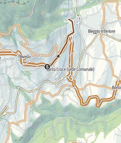 Karte / Bleggio Explorer - Tour 946