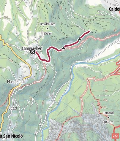 Map / Torre dei Sicconi