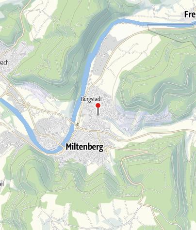 """Karte / Gästeführerin """"Weinerlebnis Franken"""" Marianne Krommer"""