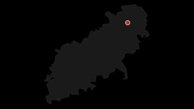Karte / Kocher-Jagst-Radweg