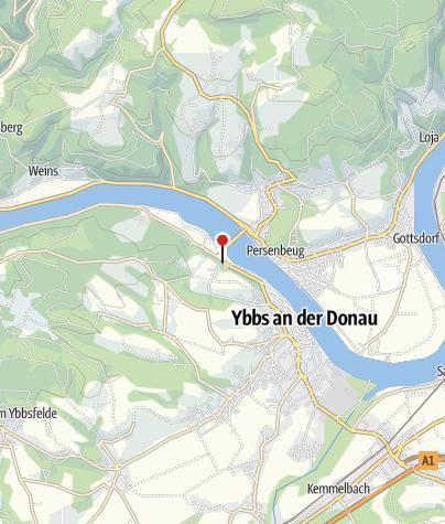 Mapa / Frisch am Tisch: Bäckerei-Konditorei Weinberger