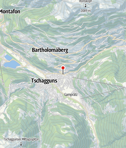 Karte / Fitsch-Haus