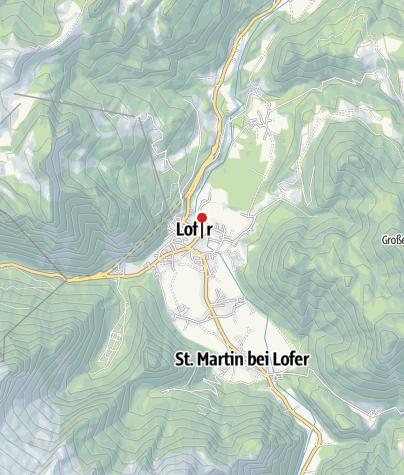 Karte / Hotel Hubertus