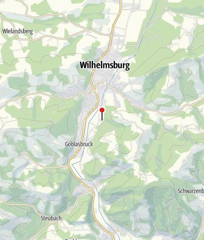 Térkép / Apartment am Traisental Radweg