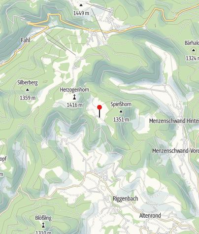 Karte / Krunkelbachhütte