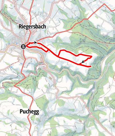 Karte / Hertaweg