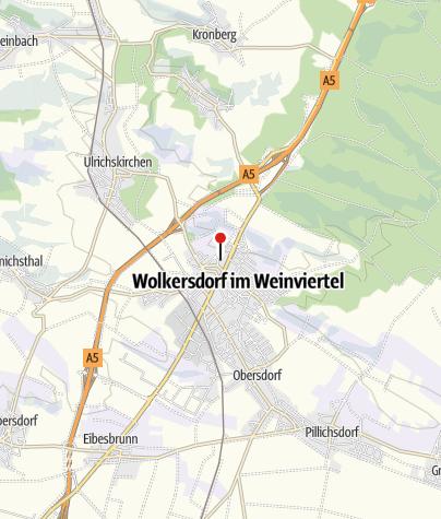 Térkép / Weinbau Friedlmayer