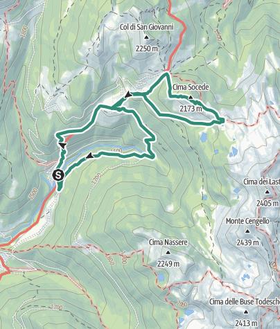 Karte / Erinnerungsweg