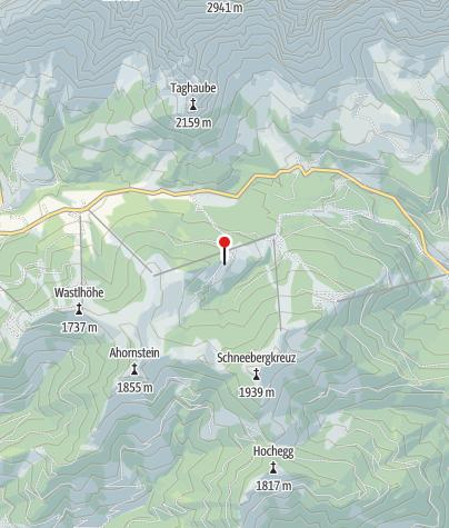 Karte / Kräuteralm Tiergartenalm