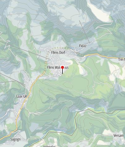 Karte / Carigiet Stübli