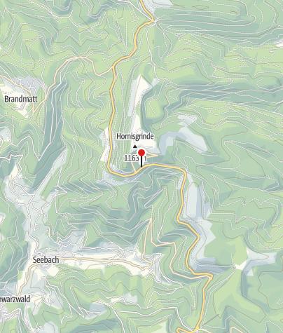 Map / Haltestelle Mummelsee