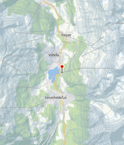 Map / Flammkuchen by Hanspeter Seitz