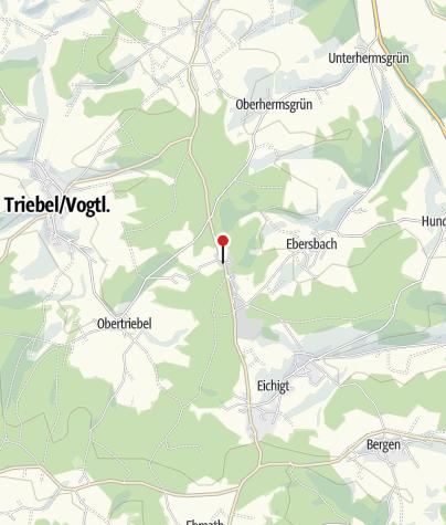 Karte / Landgasthof Süßebach