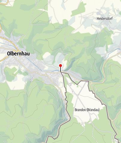 Karte / Hüttenmühle