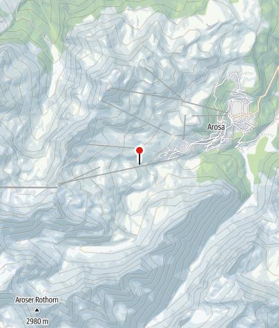Map / Restaruant Alpenblick