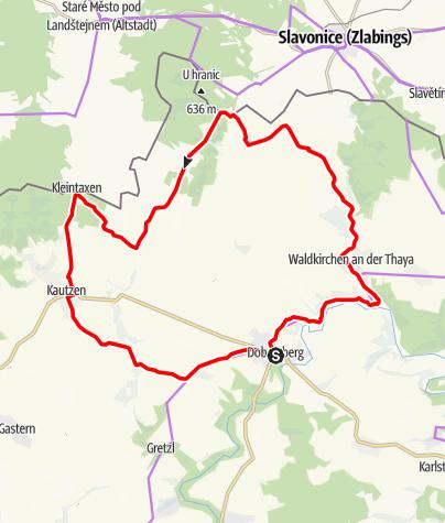 Karte / Graselweg-Thayaland - Runde 2