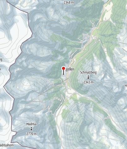 Karte / Haus Alphorn