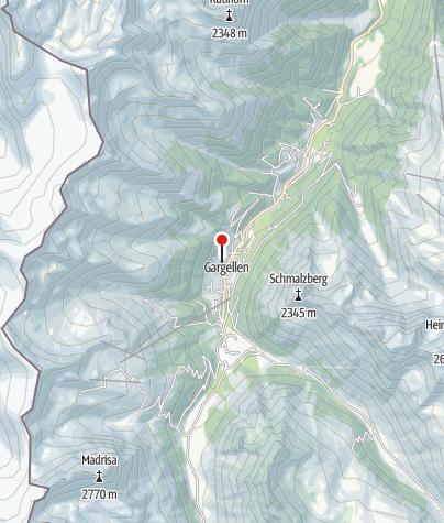Karte / Hotel Alpenrose