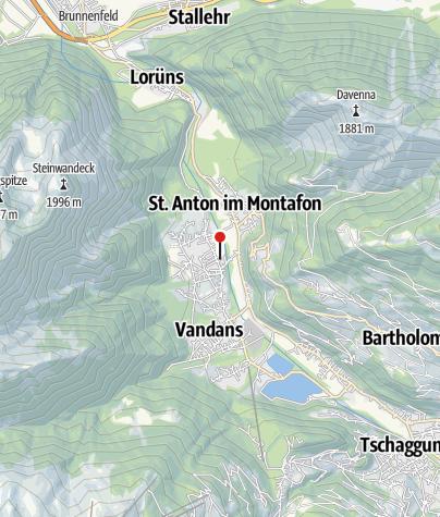 Karte / Haus Ebner
