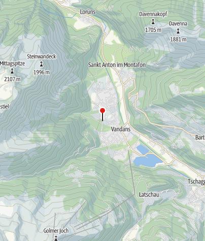 Karte / Beniger Guntram