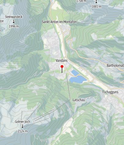 Karte / Landhaus Platzer