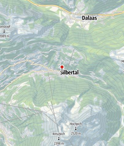 Karte / Haus Dagmar