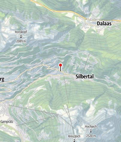 Karte / Ferienwohnung Hildegard