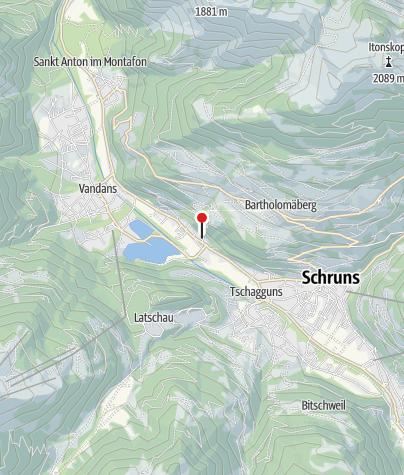 Karte / Bergheim Hermine