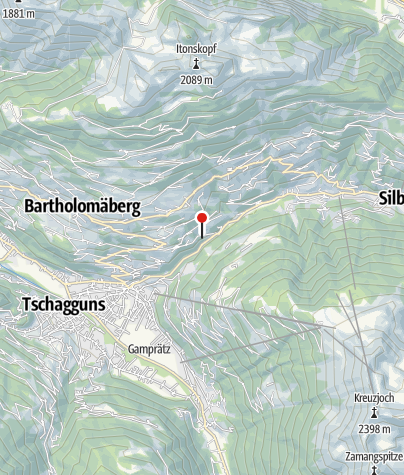 Kaart / Gästehaus Tavun