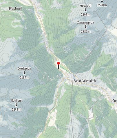 Karte / Haus Waldheimat