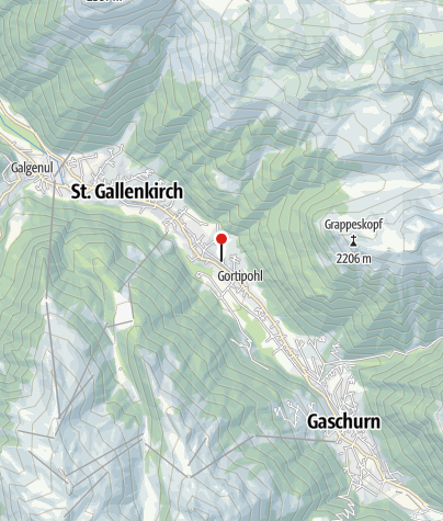 Karte / Haus Venza