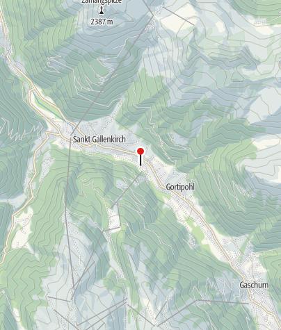 Karte / Ferienhaus Kessler