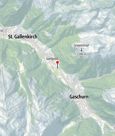 Karte / Willi Elmar u. Rosmarie - Haus Mälla