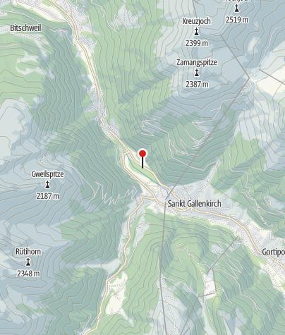 Kaart / Waldcamping Batmund