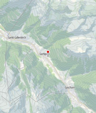 Karte / Wittwer Helena & Bernd - Ferienhaus Helena