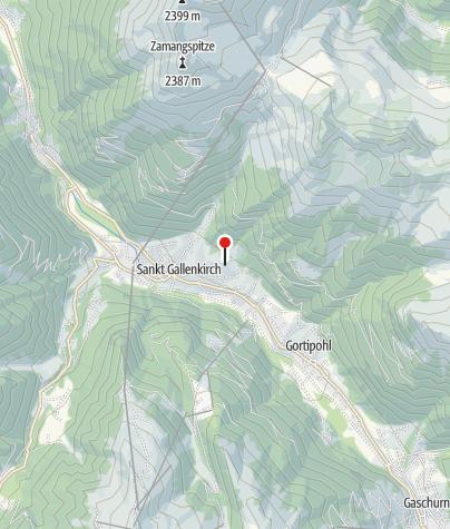 Karte / Haus Ziggam