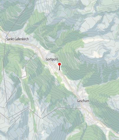 Karte / Camping Rudigier
