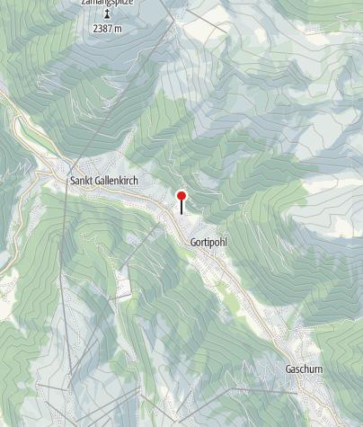 Karte / Haus Butzerin