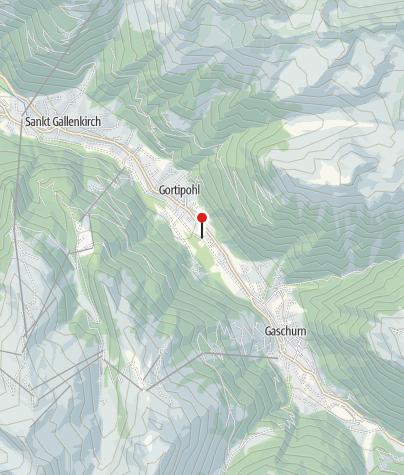 Karte / Camping Silvretta